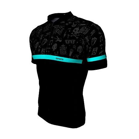 Camisa Bike Rock Infantil - P/V