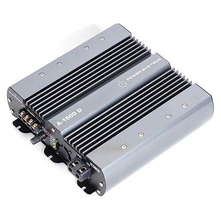 Módulo Amplificador Digital Power Systems A1600d 2 Canal