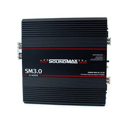 Modulo Amplificador Soundmax  V2 SM3.0  4 Ohms