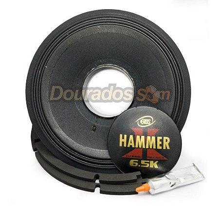 Kit Reparo para Alto Falante Eros E-12 Hammer 6.5k 4R