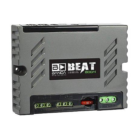 Módulo Amplificador Digital Banda Beat 800.4 2R
