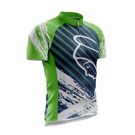 Camisa de Ciclismo Nossa Senhora - Verde