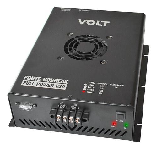 Fonte Volt Nobreak Full Power 620w - 48v (negativo)