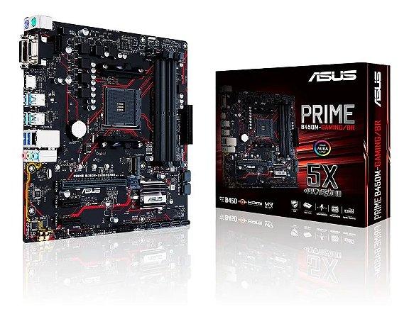 Placa Mãe - B450 Asus Prime