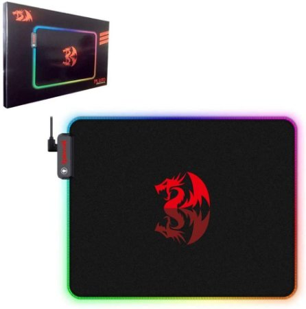Mousepad Gamer - Redragon Pluto RGB P026