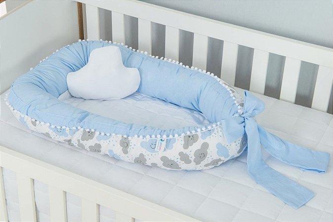 Ninho Redutor Light 3 Peças - Gota Azul Bebê