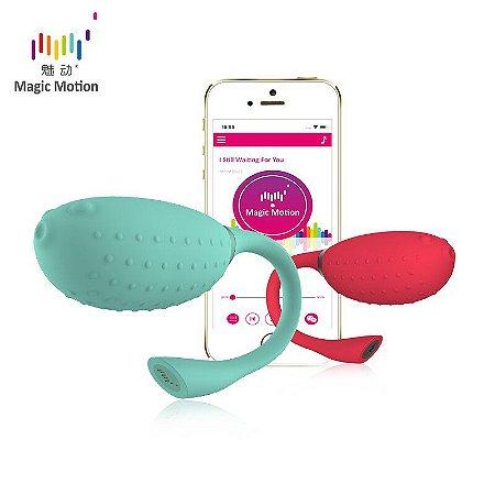 Vibrador por App Fugu - Magic Motion - Recarregável