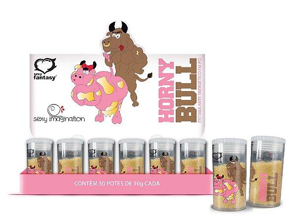 Horny Bull - Estimulante Energético em Pó