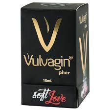 Perfume Excitante com Feromônio Vulvagin Carolina Herrera