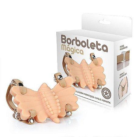 Borboleta Mágica - Butterfly Estimulador Feminino em CyberSkin
