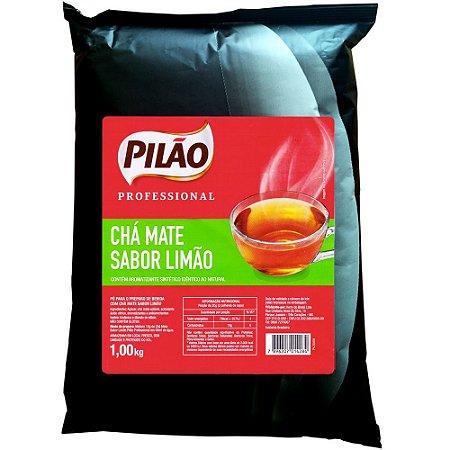 Chá Mate Limão Pilão 1Kg - Pilao Professional