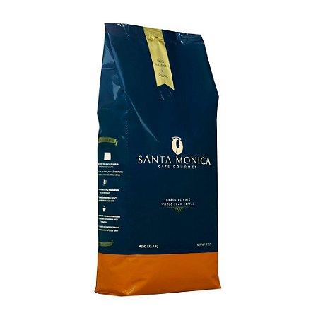 Café em Grãos Gourmet Santa Monica - 1kg