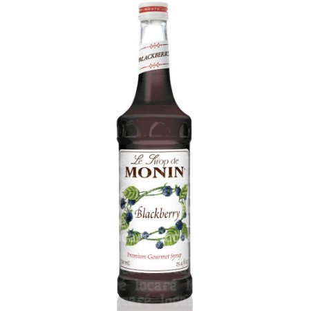 Xarope Monin Amora (Blackberry) - 700ml