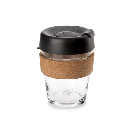 Keep Cup Illy Vidro - 340ml