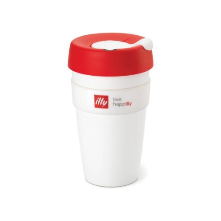 Keep Cup Illy Branco - 454ml