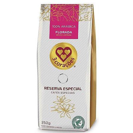 Café Três Corações Florada Reserva Especial - Torrado e Moído 250g