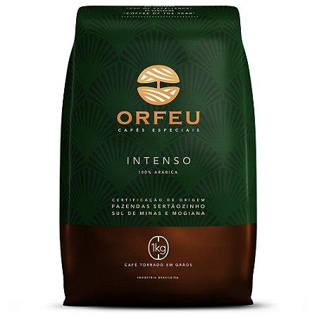 Café em Grãos Orfeu Intenso - 1Kg