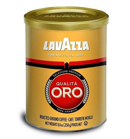 Café Torrado e Moído Lavazza Oro  - 250g