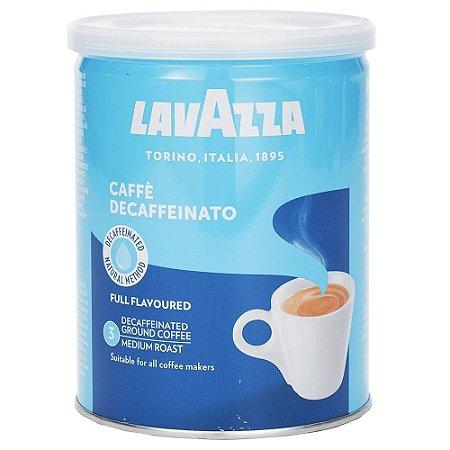 Café Descafeinado Torrado e Moído Lavazza  - 250g