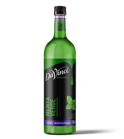 Xarope Davinci Gourmet Menta Verde (Green Mint) – 750ml
