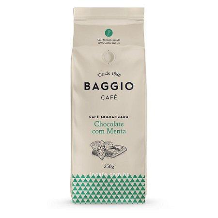Café em Torrado e Moído Baggio Aromas Chocolate com Menta - 250g