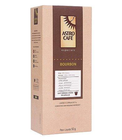 Café em Cápsulas Astro Bourbon - 10Ud