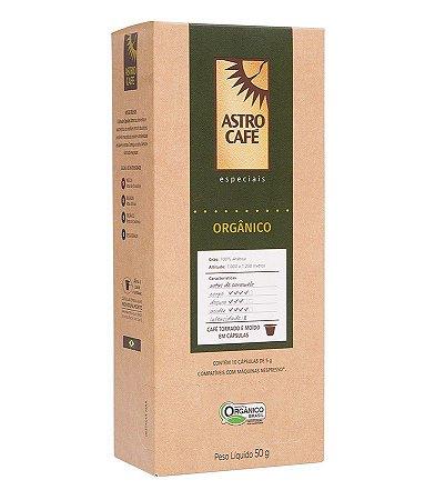 Café em Cápsulas Astro Orgânico - 10Ud