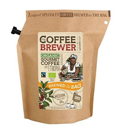 Infusor de Café Etiópia - 100%  arábica - 20g