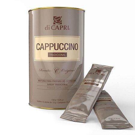 Cappuccino di Capri tradicional - Sticks 10g - 15 un
