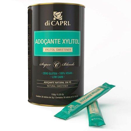 Adoçante Xylitol di Capri - Sticks 5g - 30 un