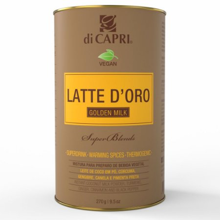 Latte D'oro (Golden Milk) di Capri Vegan - Lata 200g