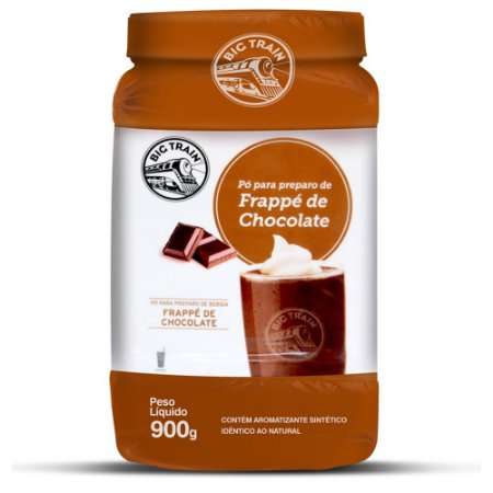 Frapê de Chocolate Big Train - 900g