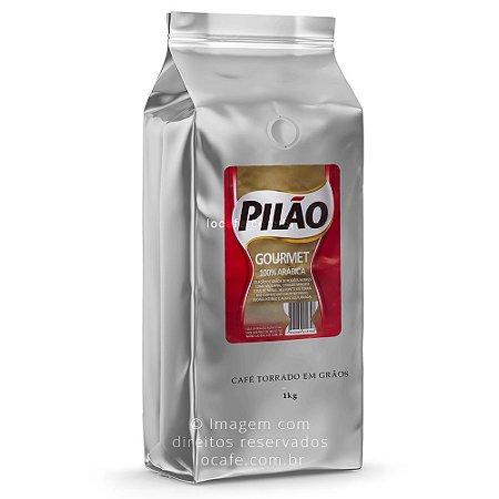 Café em Grãos Pilão Gourmet 1kg - Pilão
