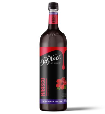 Xarope Davinci Gourmet Hibiscus– 750ml