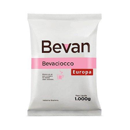 Chocolate Com Leite Solúvel Bevaciocco Europa - 1kg Bevan