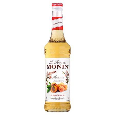 Xarope Monin Amaretto - 700ml