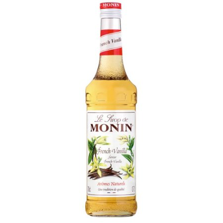 Xarope Monin Baunilha - 700ml