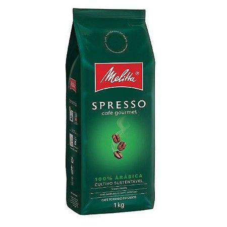 Café em Grãos Melitta Spresso 1KG - Melitta