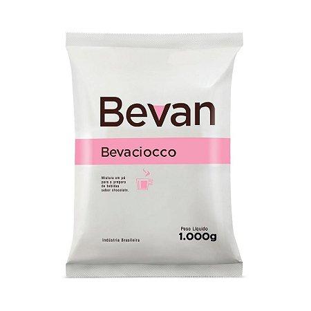 Chocolate Com Leite Solúvel Bevaciocco 1kg - Bevan