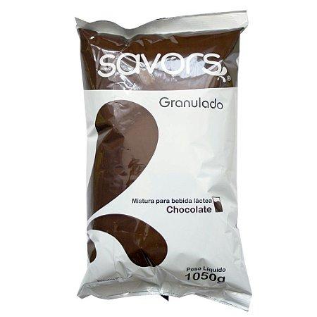 Solúvel Para Bebida Sabor Chocolate 1050g - Savors