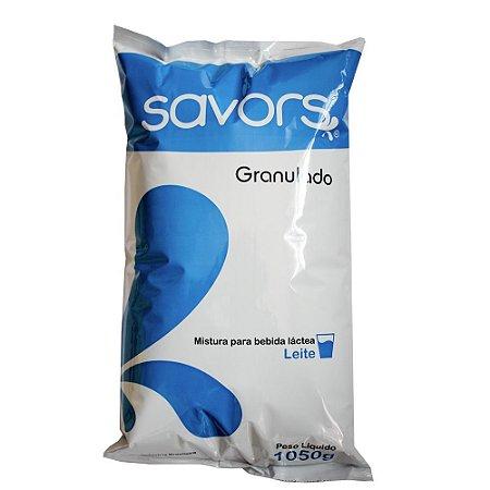 Solúvel Para Bebida Láctea Savors 1050g - Savors
