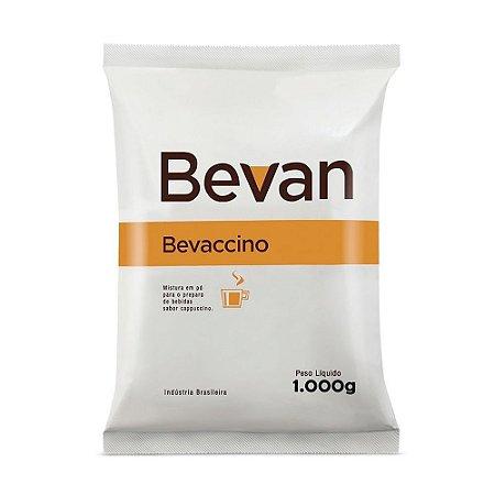 Cappuccino Solúvel Bevaccino 1kg - Bevan