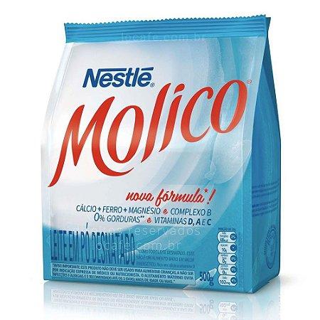 Leite em pó Solúvel Molico 500g - Nestlé