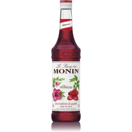 Xarope Monin Hibisco - 700ml