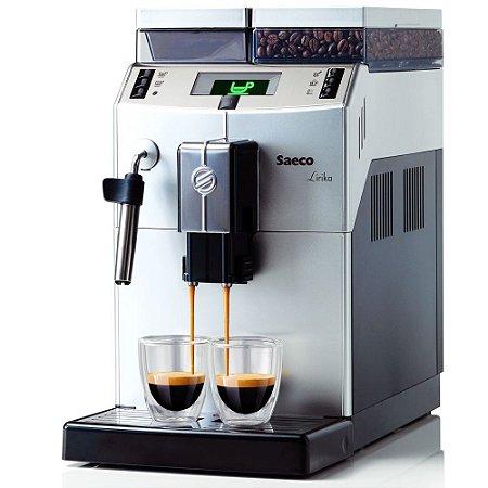 Máquina de Café Saeco Lirika Plus Silver 220v - Philips Saeco