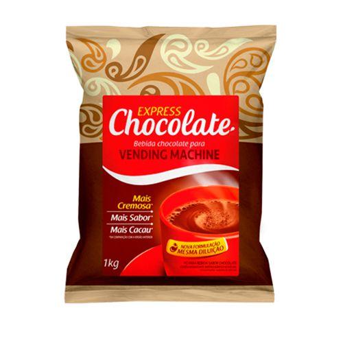 Bebida Chocolate Express 1Kg - Qualimax