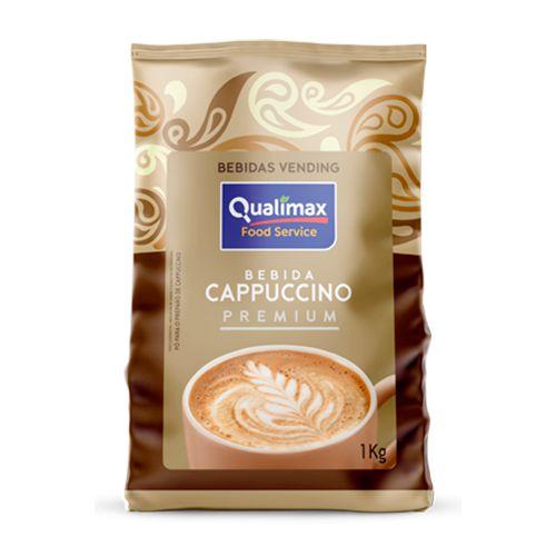 Cappuccino Premium Tradicional 1Kg - Qualimax