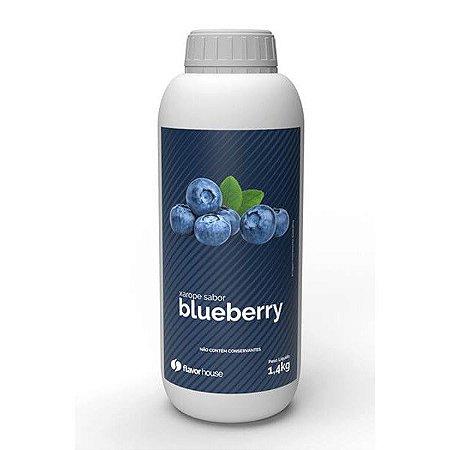 Xarope Artesanal Blueberry Flavor House