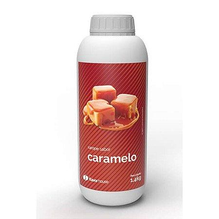 Xarope Artesanal Caramelo Flavour House