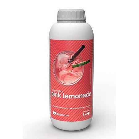 Xarope Artesanal Pink Lemonade Flavor House